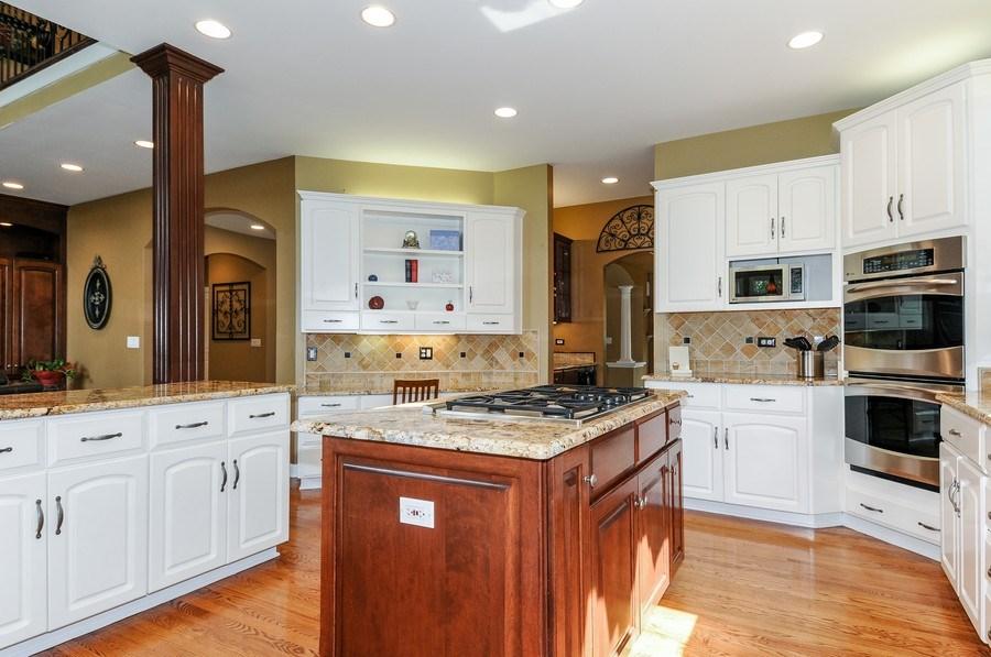 Real Estate Photography - 1126 Chadwick Ct, Aurora, IL, 60502 - Kitchen