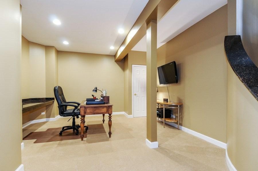Real Estate Photography - 1126 Chadwick Ct, Aurora, IL, 60502 - Basement