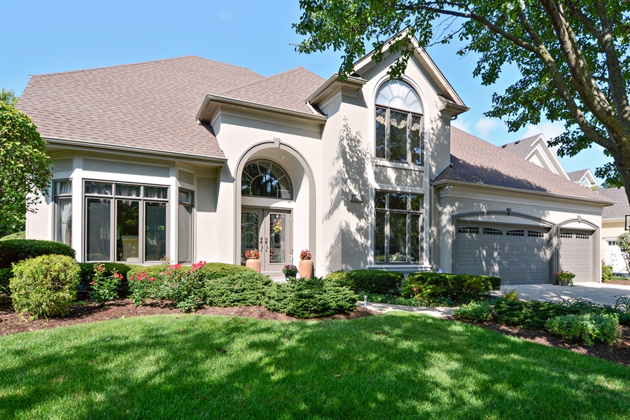 Real Estate Photography - 1126 Chadwick Ct, Aurora, IL, 60502 - Front View