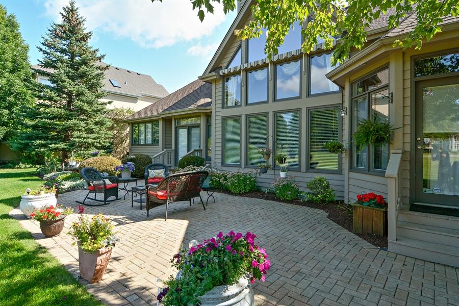 Real Estate Photography - 1126 Chadwick Ct, Aurora, IL, 60502 - Side View