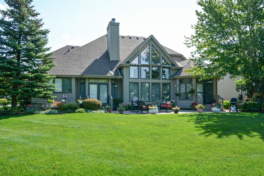 Real Estate Photography - 1126 Chadwick Ct, Aurora, IL, 60502 - Rear View