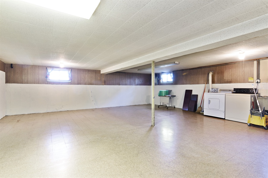 Real Estate Photography - 3504 Plum Grove Dr, Rolling Meadows, IL, 60008 - Basement