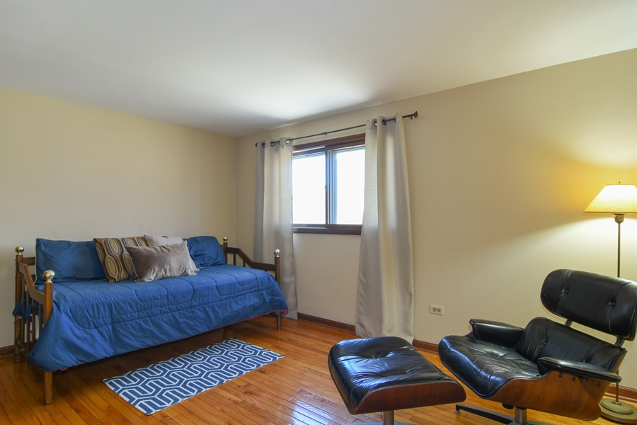 Real Estate Photography - 3241 N. Volz Drive, Arlington Heights, IL, 60004 - 2nd Bedroom