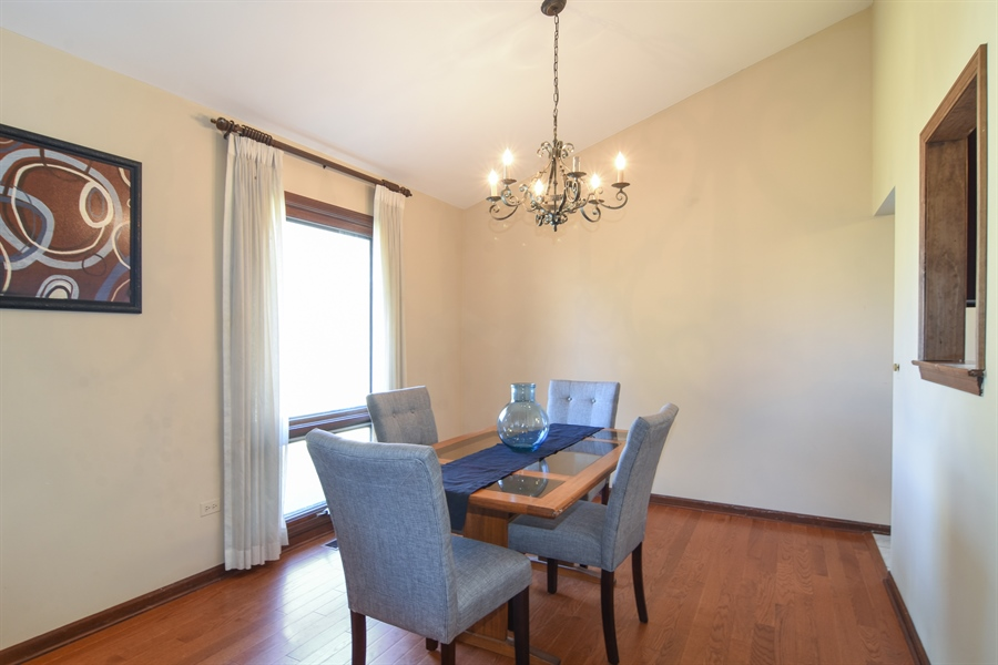 Real Estate Photography - 3241 N. Volz Drive, Arlington Heights, IL, 60004 - Dining Room