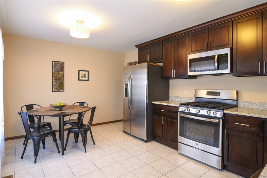Real Estate Photography - 3241 N. Volz Drive, Arlington Heights, IL, 60004 - Kitchen