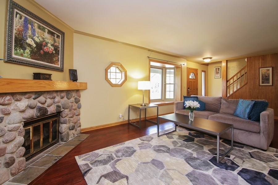 Real Estate Photography - 208 E. Marion Avenue, Prospect Heights, IL, 60070 - Living Room