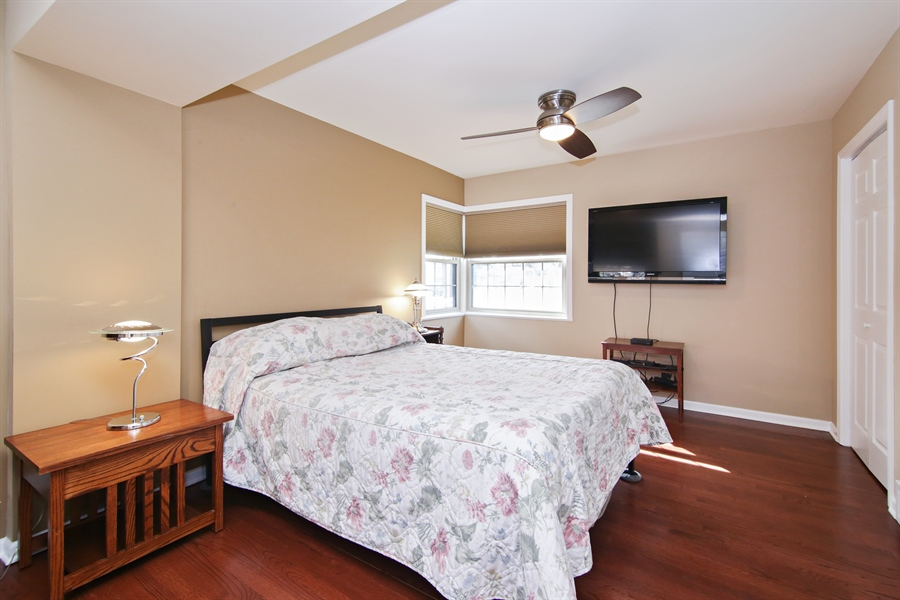 Real Estate Photography - 208 E. Marion Avenue, Prospect Heights, IL, 60070 - Master Bedroom