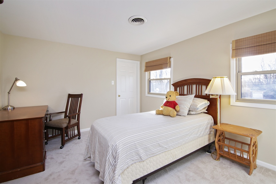 Real Estate Photography - 208 E. Marion Avenue, Prospect Heights, IL, 60070 - 2nd Bedroom