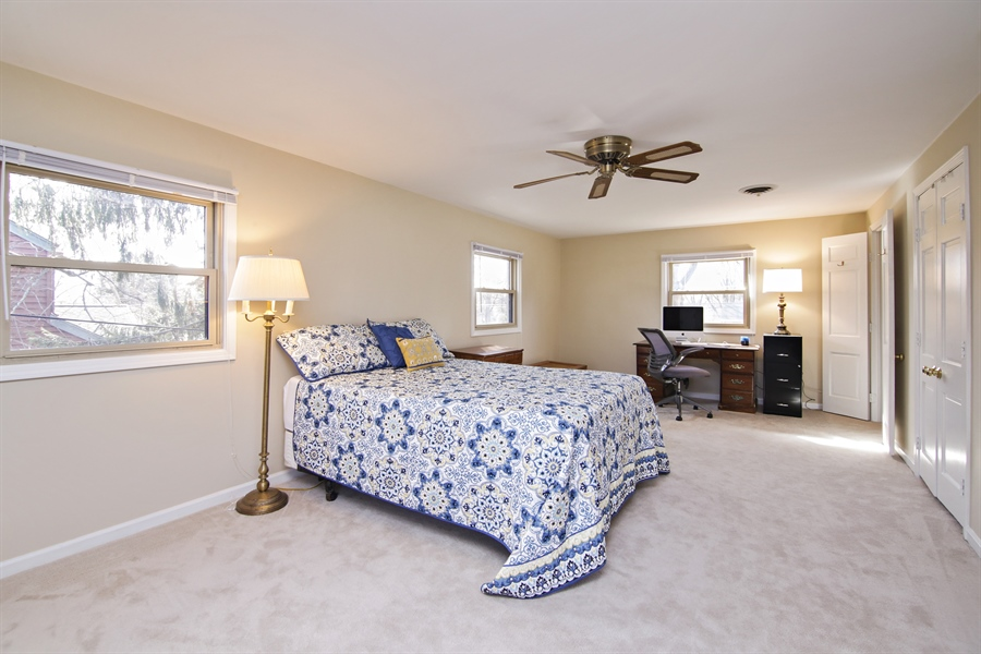 Real Estate Photography - 208 E. Marion Avenue, Prospect Heights, IL, 60070 - 3rd Bedroom