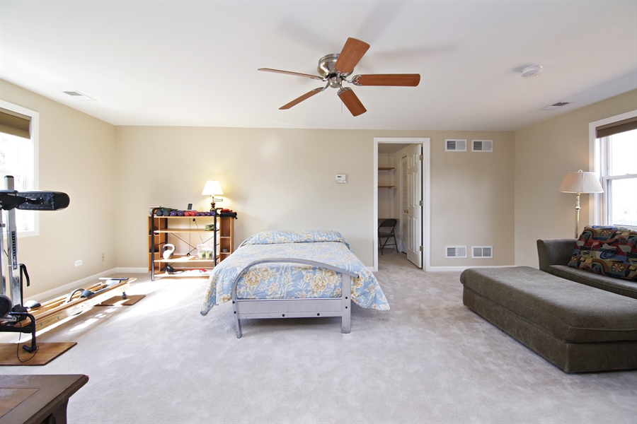 Real Estate Photography - 208 E. Marion Avenue, Prospect Heights, IL, 60070 - Bedroom