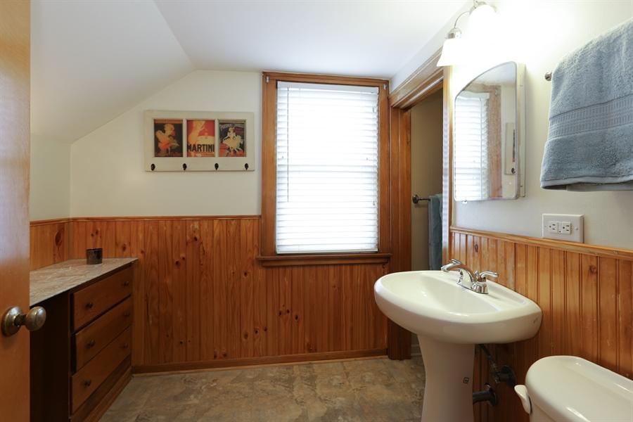Real Estate Photography - 7166 N. Mankato Avenue, Chicago, IL, 60646 - Master Bathroom