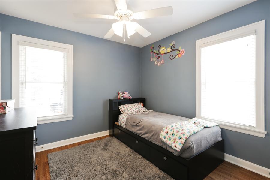 Real Estate Photography - 7166 N. Mankato Avenue, Chicago, IL, 60646 - Bedroom 3