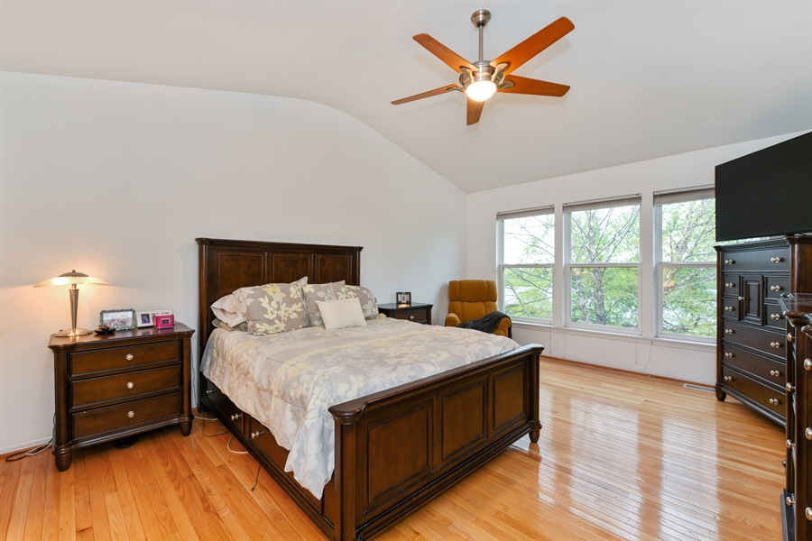 Real Estate Photography - 1042 Spinnaker St, Elgin, IL, 60123 - 2nd Bedroom