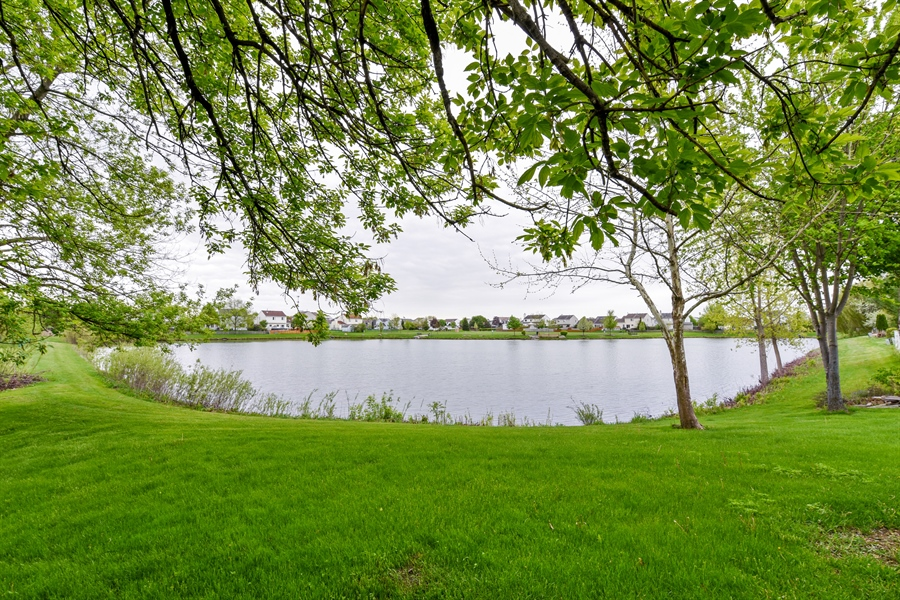 Real Estate Photography - 1042 Spinnaker St, Elgin, IL, 60123 - Lake View