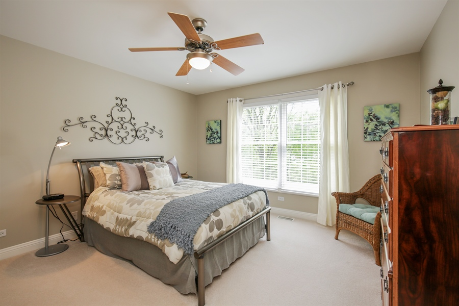 Real Estate Photography - 2811 Skyline Drive, Crystal Lake, IL, 60012 - 4th Bedroom