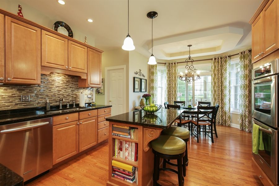 Real Estate Photography - 2811 Skyline Drive, Crystal Lake, IL, 60012 - Kitchen