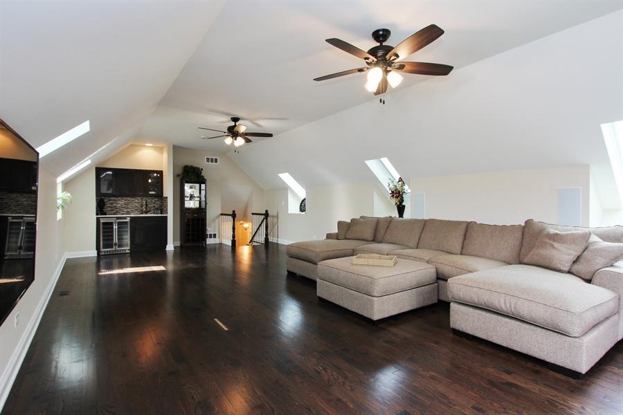 Real Estate Photography - 9 Wescott Drive, South Barrington, IL, 60010 - Bonus Room