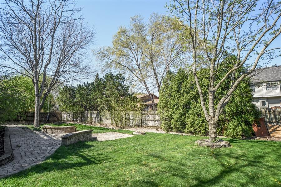 Real Estate Photography - 296 Parker Drive, Grayslake, IL, 60030 - Back Yard