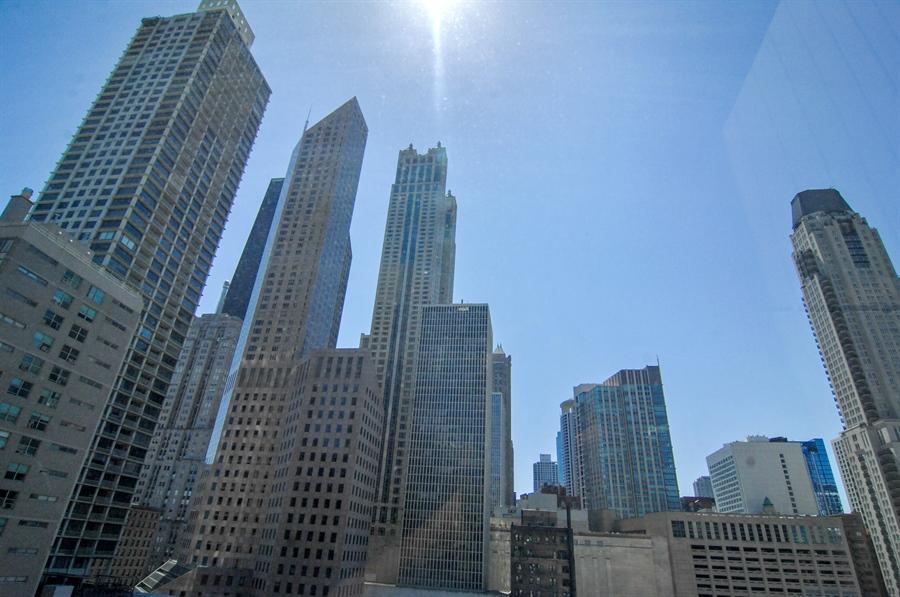 Real Estate Photography - 100 E. Bellevue Place, Unit 12C, Chicago, IL, 60611 - View