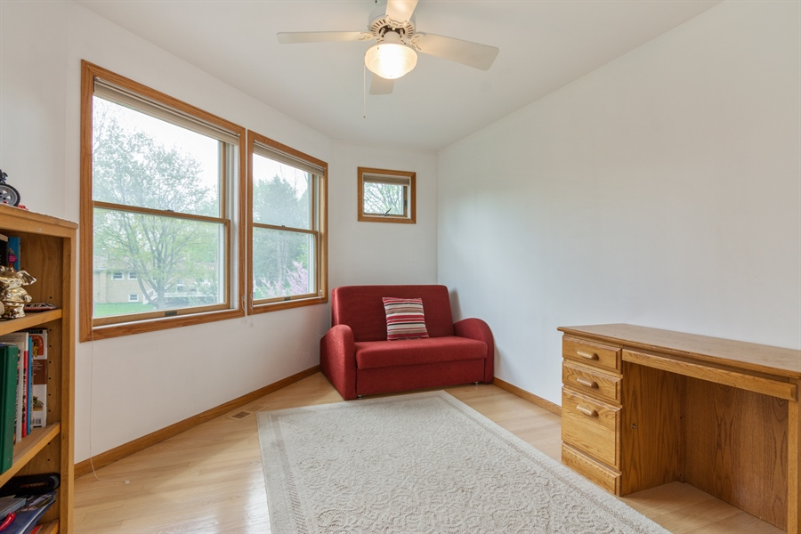 Real Estate Photography - 26166 N. Orchard Road, North Barrington, IL, 60010 - 3rd Bedroom