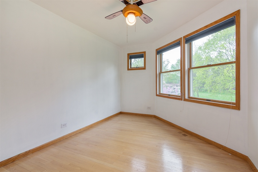 Real Estate Photography - 26166 N. Orchard Road, North Barrington, IL, 60010 - 2nd Bedroom