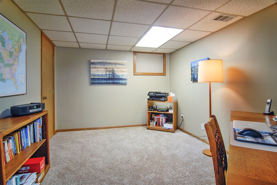 Real Estate Photography - 1536 Meadowland Drive, Naperville, IL, 60540 - Basement