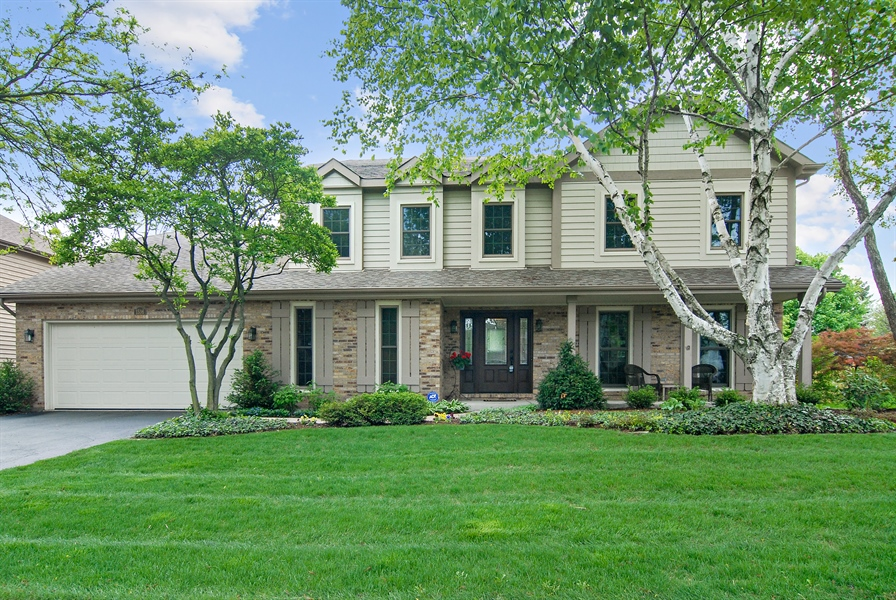 Real Estate Photography - 1536 Meadowland Drive, Naperville, IL, 60540 - Front View
