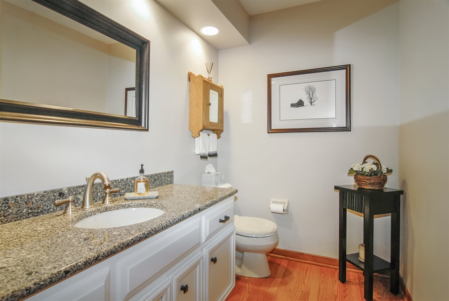 Real Estate Photography - 1536 Meadowland Drive, Naperville, IL, 60540 - Bathroom