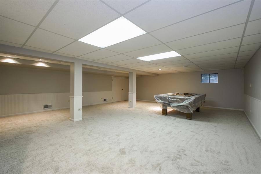 Real Estate Photography - 907 W. SIGWALT Street, Arlington Heights, IL, 60005 - Basement