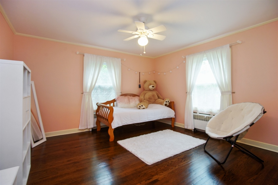 Real Estate Photography - 823 S. Arlington Heights Road, Arlington Heights, IL, 60005 - 2nd Bedroom