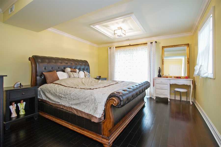 Real Estate Photography - 823 S. Arlington Heights Road, Arlington Heights, IL, 60005 - Bedroom