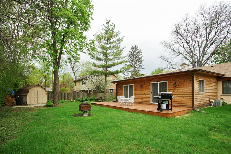 Real Estate Photography - 823 S. Arlington Heights Road, Arlington Heights, IL, 60005 - Rear View