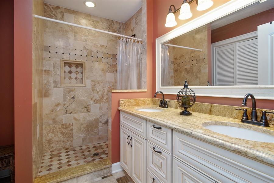 Real Estate Photography - 823 S. Arlington Heights Road, Arlington Heights, IL, 60005 - Bathroom