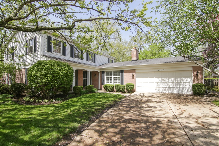Real Estate Photography - 4024 BRITTANY Court, Northbrook, IL, 60062 - Front View