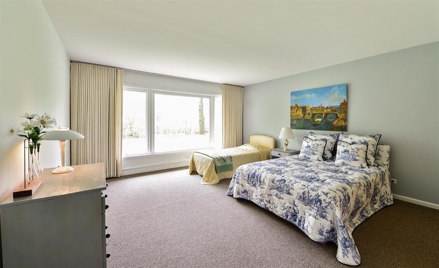 Real Estate Photography - 1929 Vollmer Road, Flossmoor, IL, 60422 - Bedroom