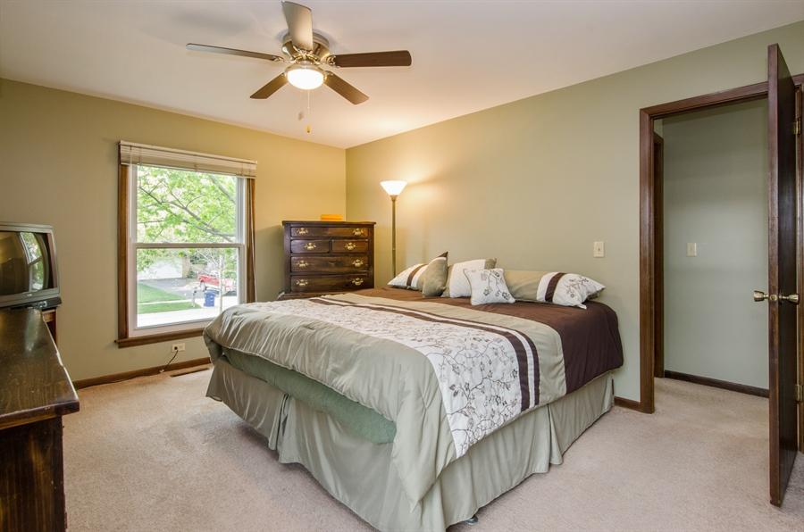 Real Estate Photography - 710 N. Vista Drive, Algonquin, IL, 60102 - Master Bedroom
