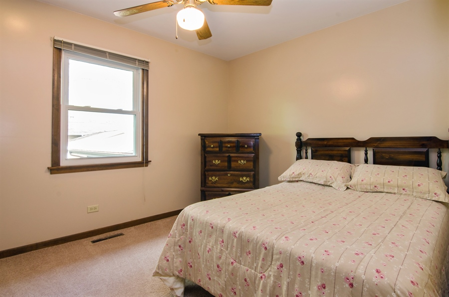 Real Estate Photography - 710 N. Vista Drive, Algonquin, IL, 60102 - 3rd Bedroom