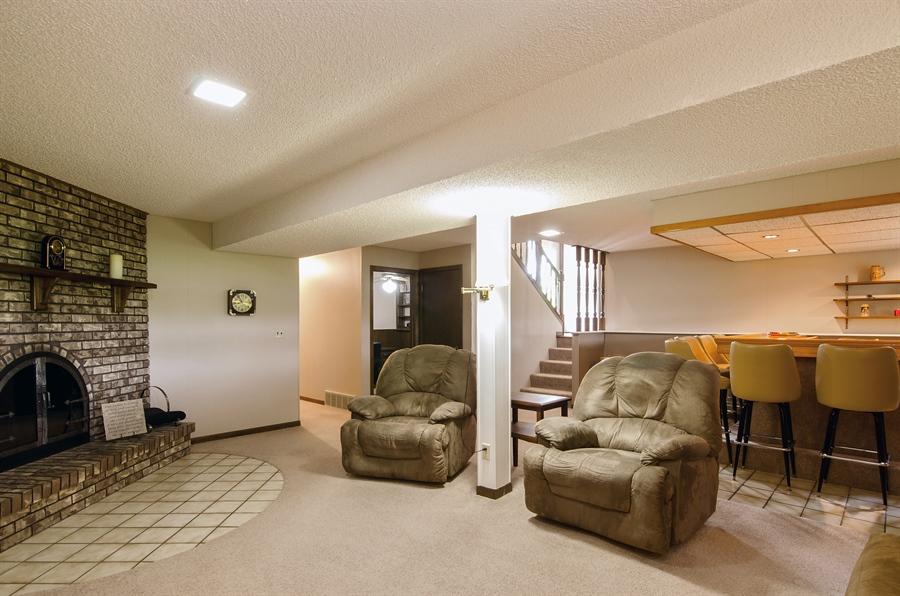 Real Estate Photography - 710 N. Vista Drive, Algonquin, IL, 60102 - Lower Level