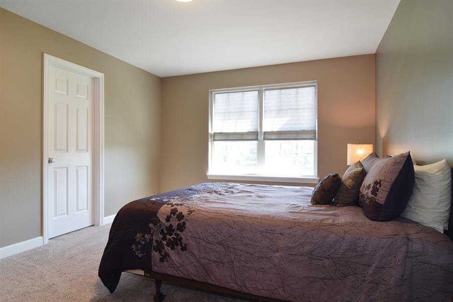 Real Estate Photography - 3597 Harold Circle, Hoffman Estates, IL, 60192 - Guest Bedroom