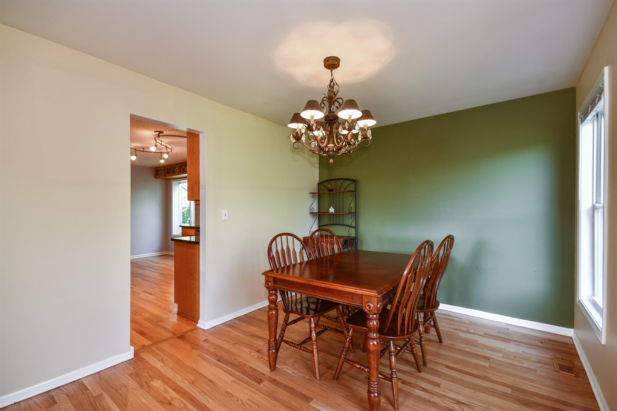 Real Estate Photography - 1920 WITT Court, Lombard, IL, 60148 - Dining Area
