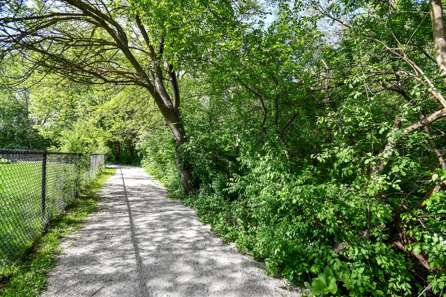 Real Estate Photography - 1920 WITT Court, Lombard, IL, 60148 - Walking Path