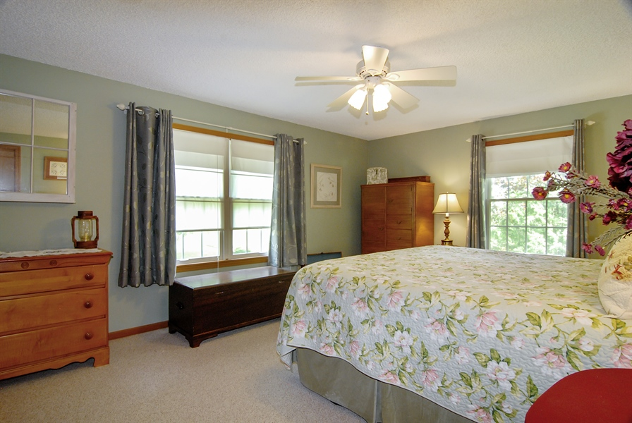 Real Estate Photography - 0S129 Surrey Drive, Elburn, IL, 60119 - 3rd Bedroom