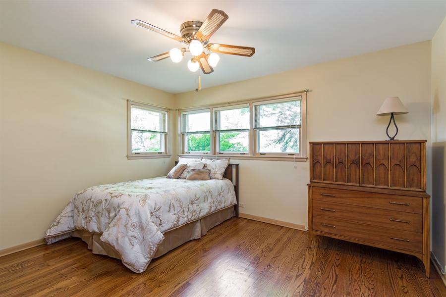 Real Estate Photography - 210 Cambridge Road, Des Plaines, IL, 60016 - 2nd Bedroom