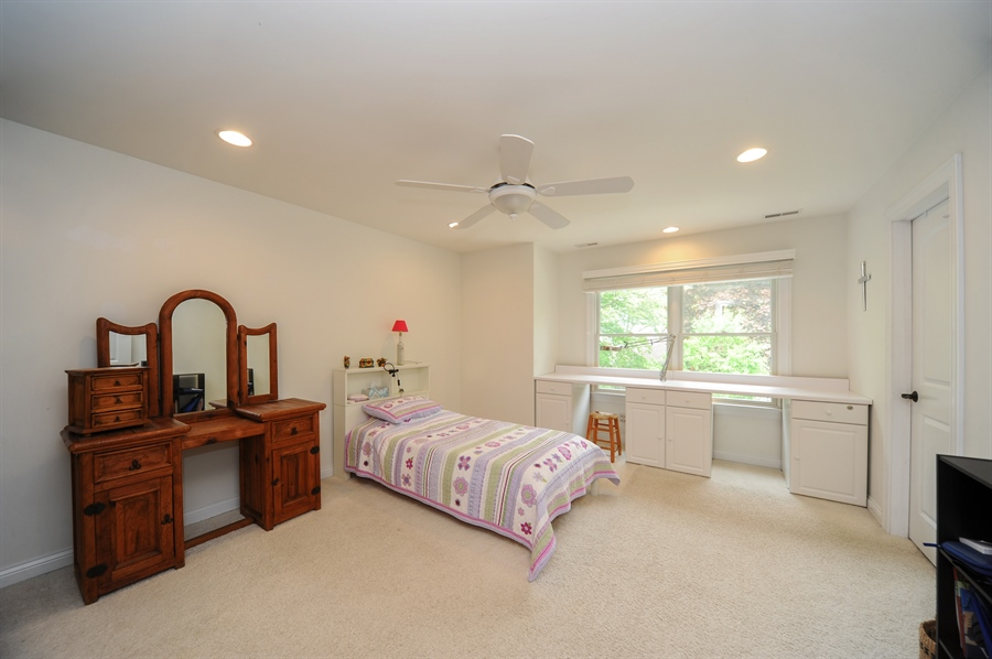 Real Estate Photography - 1420 N. Chicago Avenue, Arlington Heights, IL, 60004 - 3rd Bedroom