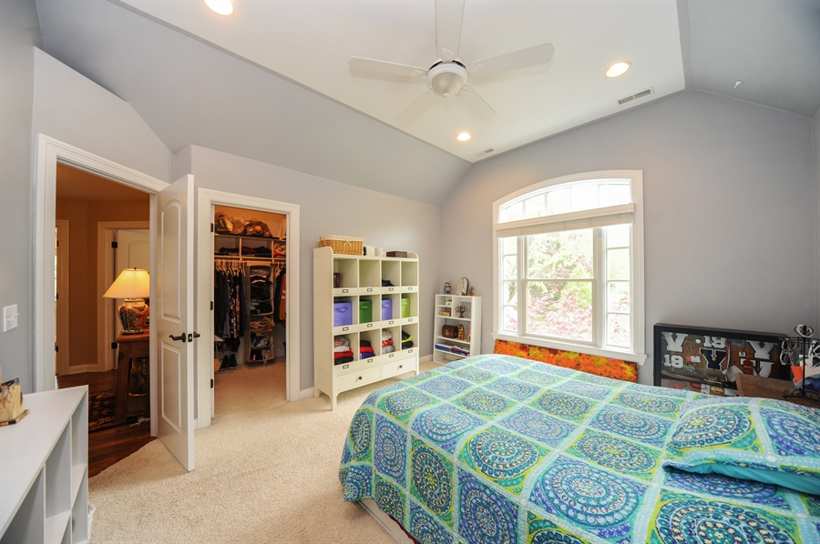 Real Estate Photography - 1420 N. Chicago Avenue, Arlington Heights, IL, 60004 - 5th Bedroom