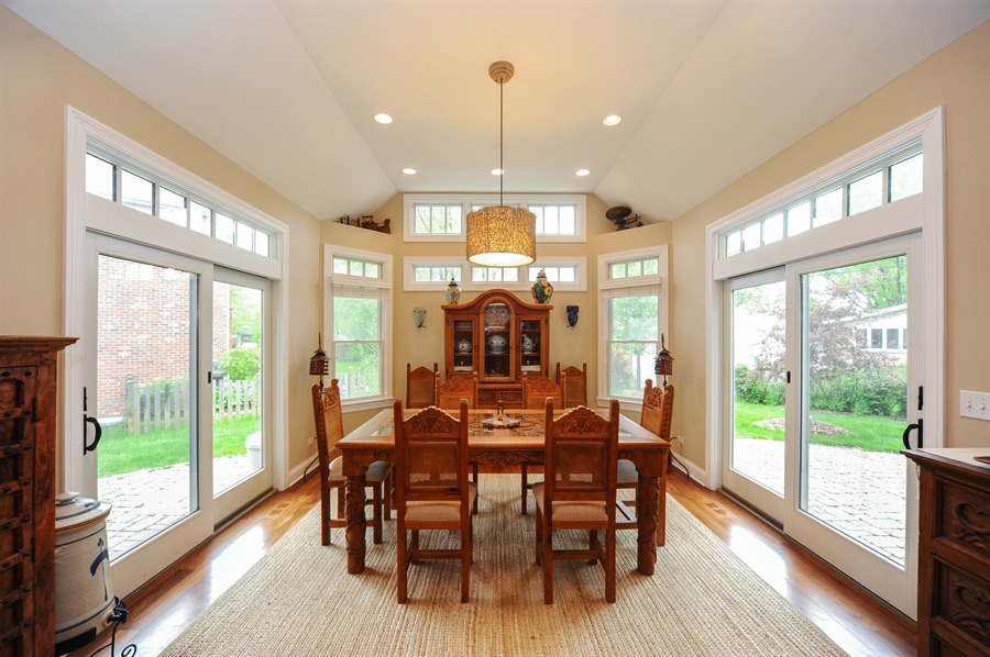 Real Estate Photography - 1420 N. Chicago Avenue, Arlington Heights, IL, 60004 - Dining Room