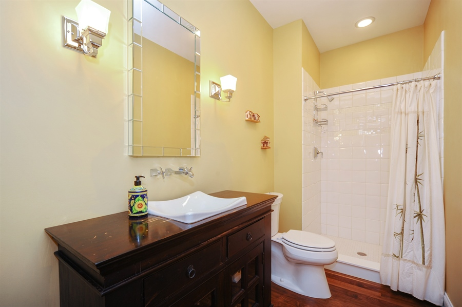 Real Estate Photography - 1420 N. Chicago Avenue, Arlington Heights, IL, 60004 - Bathroom