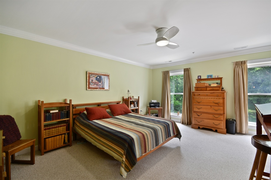 Real Estate Photography - 218 N. Water Street, Unit 201, Batavia, IL, 60510 - Master Bedroom