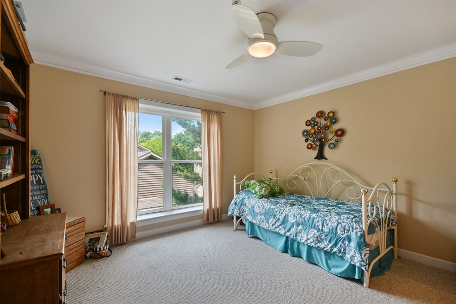 Real Estate Photography - 218 N. Water Street, Unit 201, Batavia, IL, 60510 - 2nd Bedroom