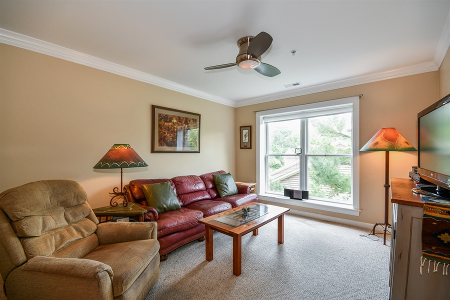 Real Estate Photography - 218 N. Water Street, Unit 201, Batavia, IL, 60510 - 3rd Bedroom